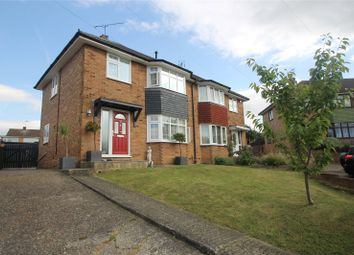 Thumbnail 3 bed semi-detached house for sale in Newenden Road, Wainscott, Kent