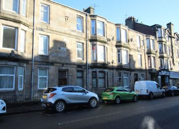 Thumbnail 1 bed flat for sale in Glasgow Road, Dumbarton