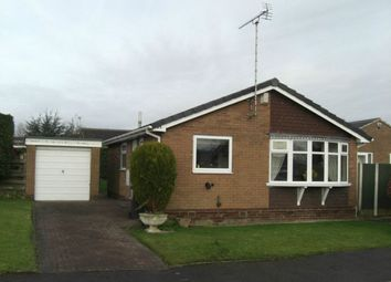 Thumbnail 2 bed bungalow to rent in Bowden Avenue, Barlborough, Chesterfield