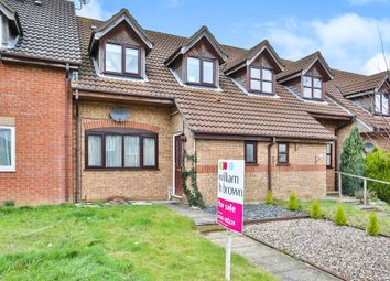 Thumbnail 4 bedroom terraced house for sale in Hillcrest Avenue, Toftwood, Dereham