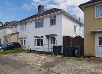 Thumbnail 3 Bed Semi Detached House For Sale In Hawkins Road Gosport