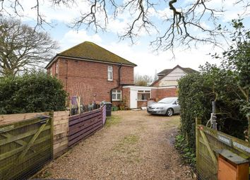 Thumbnail 3 bed detached house for sale in Wash Water, Newbury