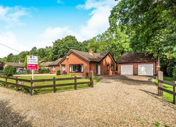 Thumbnail 3 bed detached bungalow for sale in Bernard Close, High Kelling, Holt