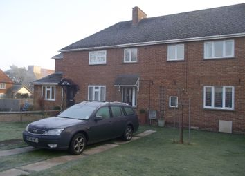 Thumbnail 3 bed terraced house to rent in Rectory Fields, Woolstones, Milton Keynes