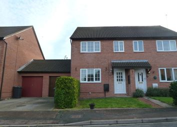 Thumbnail 3 bedroom semi-detached house for sale in Redwind Way, Gloucester