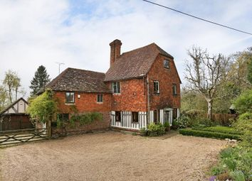 Thumbnail 4 bedroom detached house for sale in Sissinghurst Road, Sissinghurst, Kent