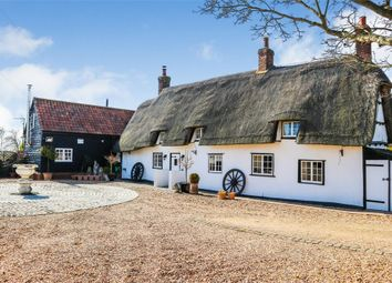 Thumbnail 3 bed detached house for sale in High Street, Thurleigh, Bedford