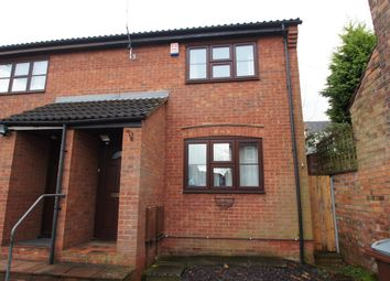 Thumbnail 2 bed end terrace house to rent in Pennhome Avenue, Sherwood, Nottingham