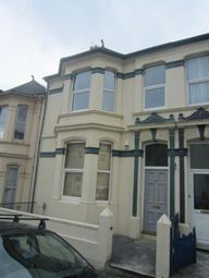 Thumbnail 5 bed terraced house to rent in Sea View Avenue, Plymouth