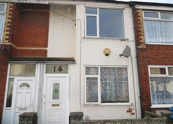 Thumbnail 2 bedroom terraced house for sale in Essex Street, Hull, East Riding Of Yorkshire