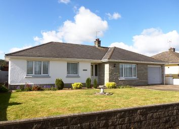 Thumbnail 3 bed detached bungalow for sale in Manor Way, Llanllwch, Carmarthen, Carmarthenshire.