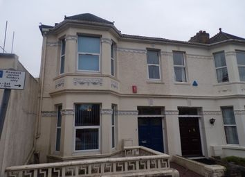 Thumbnail 5 bed property to rent in Derry Avenue, Plymouth