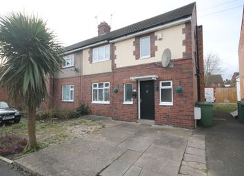 Thumbnail 2 bed semi-detached house for sale in Dunstall Avenue, Braunstone, Leicester