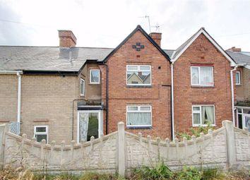 Thumbnail 3 bedroom terraced house to rent in Jackson Terrace, Meden Vale, Mansfield, Nottinghamshire
