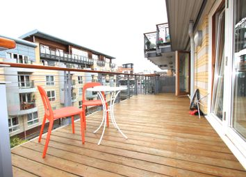 Thumbnail 2 bedroom flat to rent in Marina Place, Hampton Wick, Kingston Upon Thames