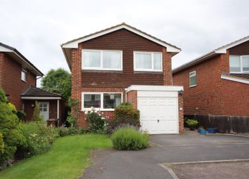 Thumbnail 3 bedroom detached house for sale in Oak Drive, Hilton, Derby