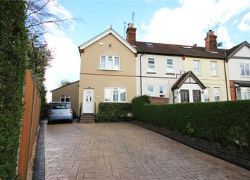 Thumbnail 3 bed end terrace house for sale in Elm Road, Woking, Surrey