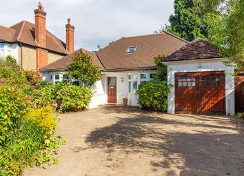 Montgomery Avenue, Hinchley Wood KT10. 5 bed detached bungalow