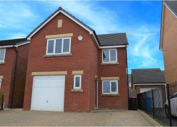 Thumbnail 4 bed detached house for sale in Moss Lane, Walkden