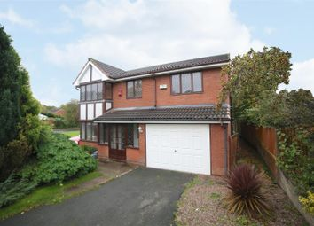 Thumbnail 5 bed detached house for sale in Damson Drive, The Rock, Telford