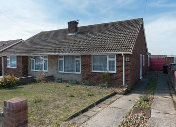 Greenhill Gardens, Minster, Ramsgate CT12. 2 bed semi-detached bungalow