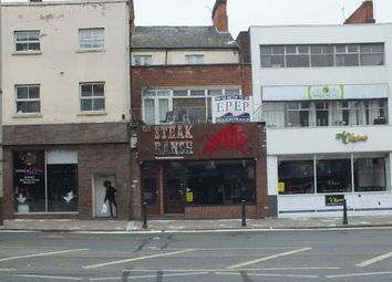 Thumbnail Restaurant/cafe to let in London Road, Leicester