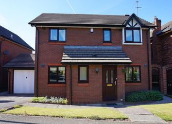 Thumbnail 3 bed detached house for sale in Sykes Meadow, Edgeley