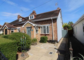 Thumbnail 3 bed semi-detached bungalow for sale in Clarence Street, Egham