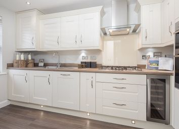 "Thumbnail 3 bed semi-detached house for sale in ""Norbury"" at East Walk, Yate, Bristol"