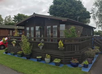 Thumbnail 3 bed mobile/park home for sale in Vinnetrow Road, Runcton, Chichester
