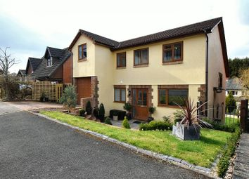 Thumbnail 5 bed detached house for sale in Castell Coch View, Tongwynlais, Cardiff.