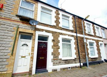Thumbnail 2 bed terraced house to rent in Pearl Street, Roath, Cardiff