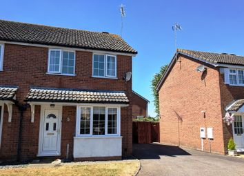 Thumbnail 3 bed semi-detached house for sale in Turnpole Close, Stamford