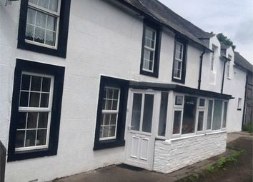 Thumbnail 4 bed detached house for sale in Victoria Road, Whitehaven, Cumbria