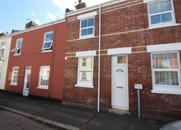 Thumbnail End terrace house to rent in Cecil Road, St. Thomas, Exeter