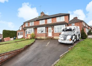 Thumbnail 4 bedroom semi-detached house for sale in Thirlmere Avenue, Tilehurst, Reading