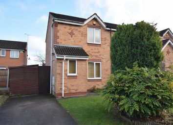 Thumbnail 2 bed end terrace house for sale in Sough Road, South Normanton, Alfreton, Derbyshire