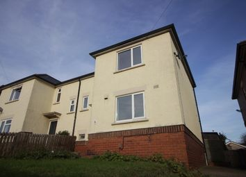 Thumbnail 3 bed semi-detached house for sale in Lawrence Avenue, Mansfield, Nottinghamshire