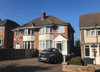 Thumbnail 3 bed semi-detached house to rent in Kingstanding Road, Kingstanding, Birmingham