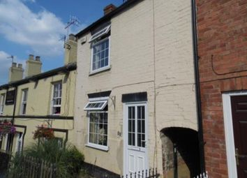 Thumbnail 2 bedroom terraced house to rent in Bondgate, Castle Donington, Derby
