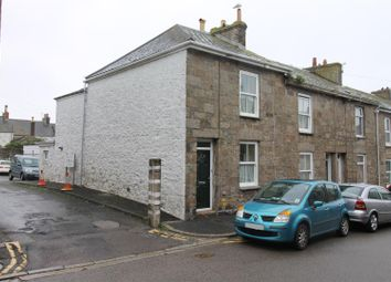 Thumbnail 3 bed end terrace house for sale in High Street, Penzance