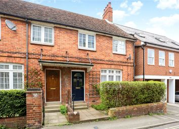 Thumbnail 3 bed end terrace house for sale in Swan Lane, Winchester, Hampshire