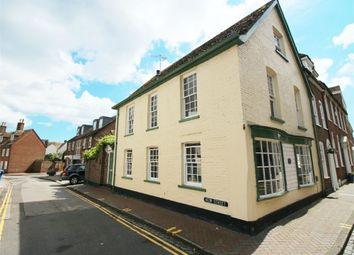 Thumbnail 4 bedroom end terrace house for sale in Market Street, Poole