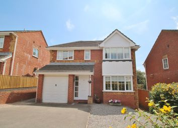 Thumbnail 4 bed detached house for sale in Hadrian Close, Lydney