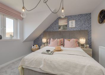 Thumbnail 1 bed flat for sale in Tudsbery Court, Edinburgh, Midlothian