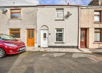 Thumbnail 2 bed terraced house for sale in Clarence Street, Brynmawr, Gwent