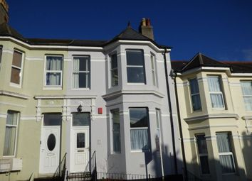 Thumbnail 3 bed property to rent in Seymour Avenue, Plymouth, Devon