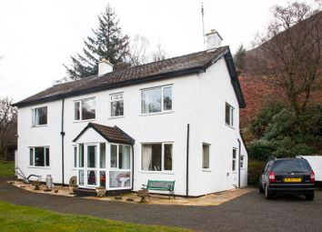 Thumbnail 5 bed detached house for sale in Llangurig Road, Rhayader, Powys
