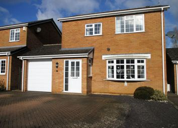 Thumbnail 3 bedroom detached house for sale in Gable Close, Daventry