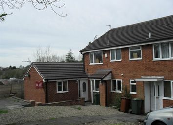 Thumbnail 2 bed terraced house to rent in Barley Field, Bamber Bridge, Preston